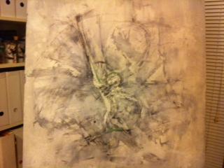 photo abstract art green highlight Abstract Art Update
